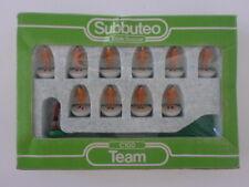 Subbuteo team c100 # 508 Pistoeise