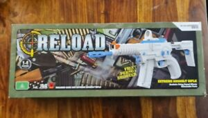 Wii RELOAD - Boxed Game & Extreme Assault Rifle Bundle