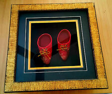 Lotus Feet Shoes (Framed with hook)