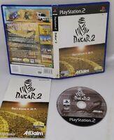 Dakar 2 Playstation 2 PS2 Racing Video Game PAL VGC FAST FREE POST
