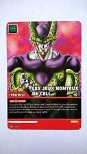 Carte Dragon ball Z Les Jeux Honteux De Cell DB-308