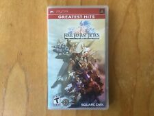 Final Fantasy Tactics The War of the Lions GREATEST HITS (Sony, PSP)