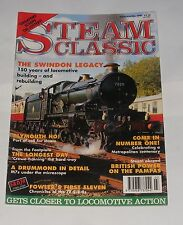 STEAM CLASSIC MARCH/APRIL 1996 - THE SWINDON LEGACY/PLYMOUTH HO!/THE LONGEST DAY