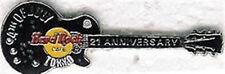 Hard Rock Cafe TOKYO 2004 21st Anniversary PIN Mini LP Guitar