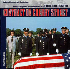 CONTRACT ON CHERRY STREET (PCD) (CD) Soundtrack NEW!!!