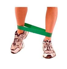 Resistance band LOOP Exercise XHEAVY Pilates Yoga GREEN Exercise Stretch Tubing