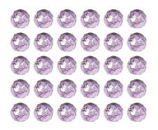 100 LILAC FOIL CHOCOLATE DIAMONDS IDEAL FOR WEDDING BABY SHOWER CANDY BUFFET