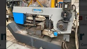 Used Macc Special 650 DI Double Mitre Bandsaw  £5,950.00 + Vat £7,140.00