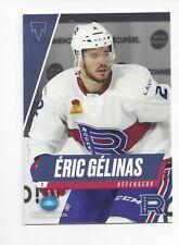 2017-18 Laval Rocket (AHL) Eric Gelinas (HC Slovan Bratislava)