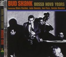BUD SHANK - BOSSA NOVA YEARS 2 CD NEW+
