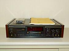 Sony MDS-JA3ES High-End MiniDisc Recorder mit Holzwangen, FB&BDA, 2J. Garantie