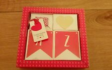 New Create Your Own Love Message Bunting Set for Wedding/Proposal/Date Night etc