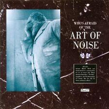 Art of Noise Who's Afraid Of The Art Of Noise? European Lp