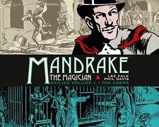 MANDRAKE THE MAGICIAN Dailies Volume 1 - Hard Cover NEW