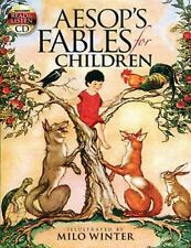 Aesop's Fables for Children: Includes a Read-and-