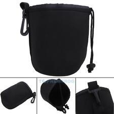 Universal Neoprene Soft Protector Lens Pouch Case Bag fr DSLR Camera 150 X 135mm
