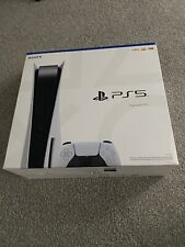 Playstation 5 Console Box