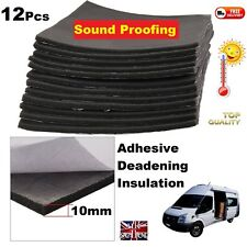 Easy Quiet Van Campervan Insulation Sound Proofing Deadening - SELF BUILD CAMPER