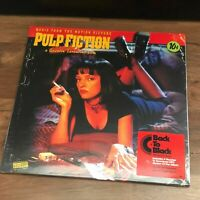 PULP FICTION - DELUXE 180 GRAM REMASTERED VINYL SOUNDTRACK ALBUM LP + MP3 CODE