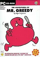The Adventures Of Mr. Greedy, PC CD-Rom Game.