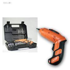 "Mini destornillador a batería ""X-Power"" 3,6V de ión litio, 48-teilig varilla"