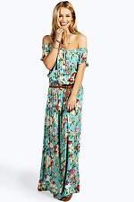 3777075261ab6 Boohoo Full Length Short Sleeve Dresses for Women | eBay