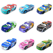 Disney Pixar Cars 3 Racers No.6-No.123 1:55 Diecast Metal Toy Car Boys Gifts New