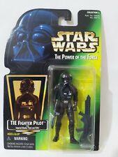 Star Wars POTF TIE FIGHTER PILOT COLLECTION 2 HOLO STICKER KENNER 1997 BNIB