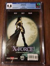 X-Force #23 Variant Edition CGC Graded 9.8 Clayton Crain Underoworld Homage 1:15