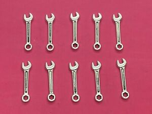 Tibetan Silver DIY/Tools Spanner Charms - 10 per pack