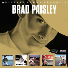Brad Paisley : Original Album Classics CD (2015) ***NEW***