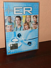 ER MEDICI IN PRIMA LINEA DVD STAGIONE 9, DISCO N. 4,
