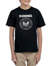 Camiseta niño niña RAMONES T shirt kids hard rock punk icon different sizes