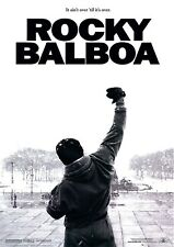 Sylvester Stallone: Rocky Balboa (2006) | US Import Filmposter 59 x 84 cm