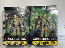 "Ghostbusters Diamond Select Ray Stantz & Peter Venkman 7"" figures New"