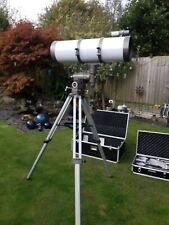 9inch Reflector Telescope, Eq5 Mount, & Cases