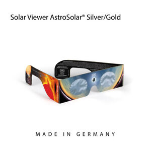 Baader Solar Viewer AstroSolar Silver/Gold Eclipse Glasses / Shades # 2459294...