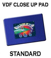 "VDF CLOSE UP PAD STANDARD BLUE MAT 16"" x 11"" BY DI FATTA MAGIC COIN CARD TRICKS"