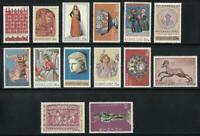 Cyprus #351-364 MNH CV$12.75