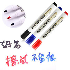 Colorful Whiteboard Marker Pens White Board Dry-Erase Nib 2mm School Office Tool