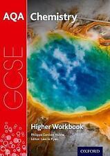 AQA GCSE Chemistry Workbook: Higher by Philippa Gardom-Hulme (Paperback, 2017)