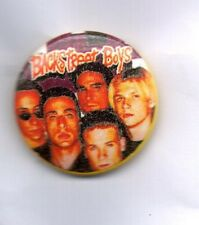 BACKSTREET BOYS BUTTON BADGE American 90s Boy Band - Backstreet's Back 25mm Pin