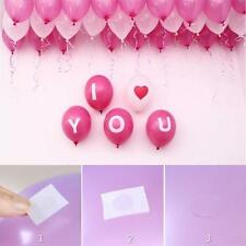 Balloons Inflatable Toys Glue Point Foil Latex Wedding Party Decoration Tape 1