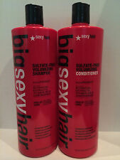 Grand Sexy Hair sans Sulfates Volume Shampoing & Revitalisant Litre Duo