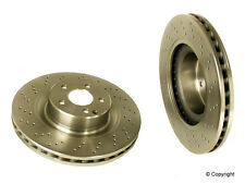 Mercedes-Benz  FRONT BRAKE DISC ROTOR (SET OF 2) OE Quality 2204211112