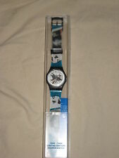 san jose sharks 1998-1999 limited edition sharks watch new