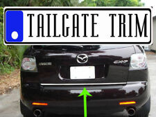 Mazda CX7 CX-7 2007 2008 2009 2010-2012 Chrome Tailgate Trunk Trim Molding