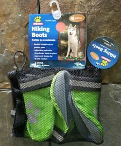 Green Top Paw Hiking boots -  X-Large