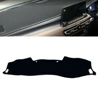 Dashboard Dash Mat Cover Black Color for 2020 Kia SELTOS RHD S / Sport / Sport +