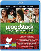 WOODSTOCK: 3 DAYS OF PEACE MUSIC...AND LOVE [Blu-ray]